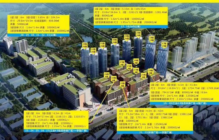 常平镇建筑1290.57m²分层出售