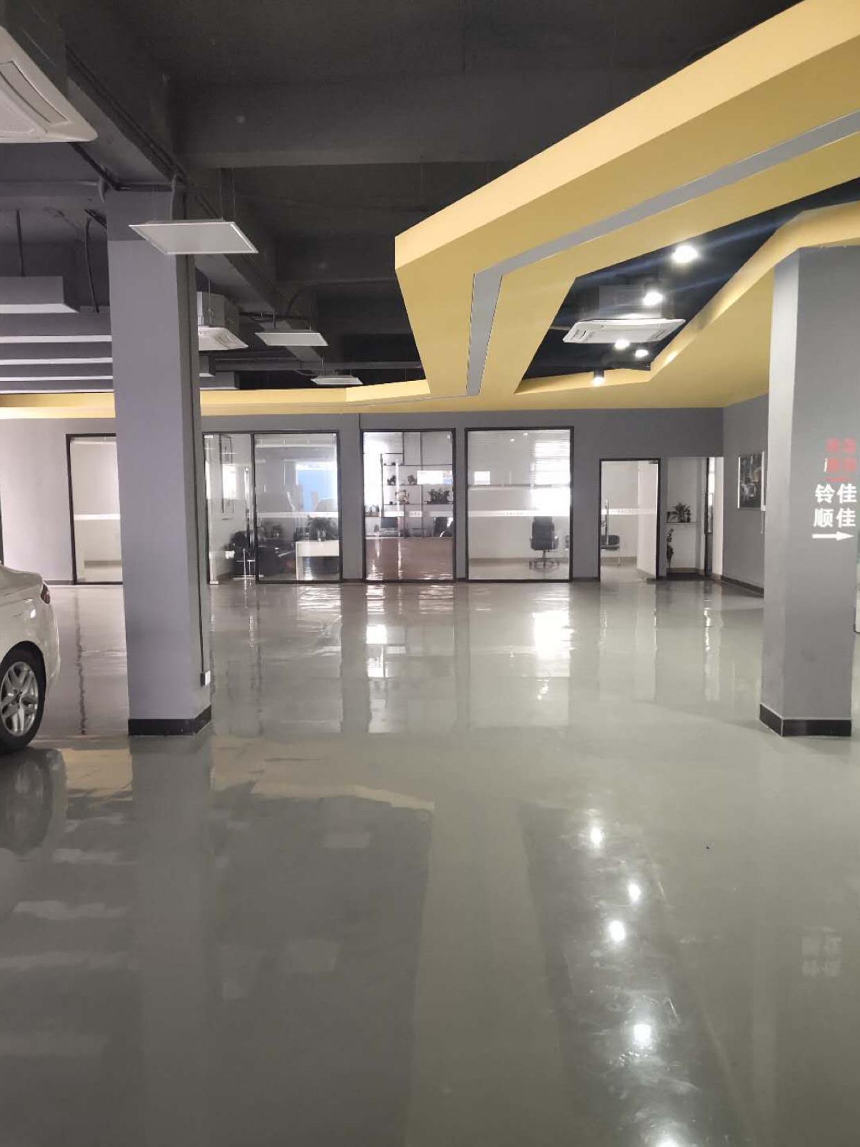 广州市黄埔区写字楼大小分租带装修地段好380平出租