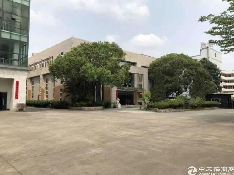 东莞市清溪占地2800建筑建筑4000集体证小独院厂房出售: