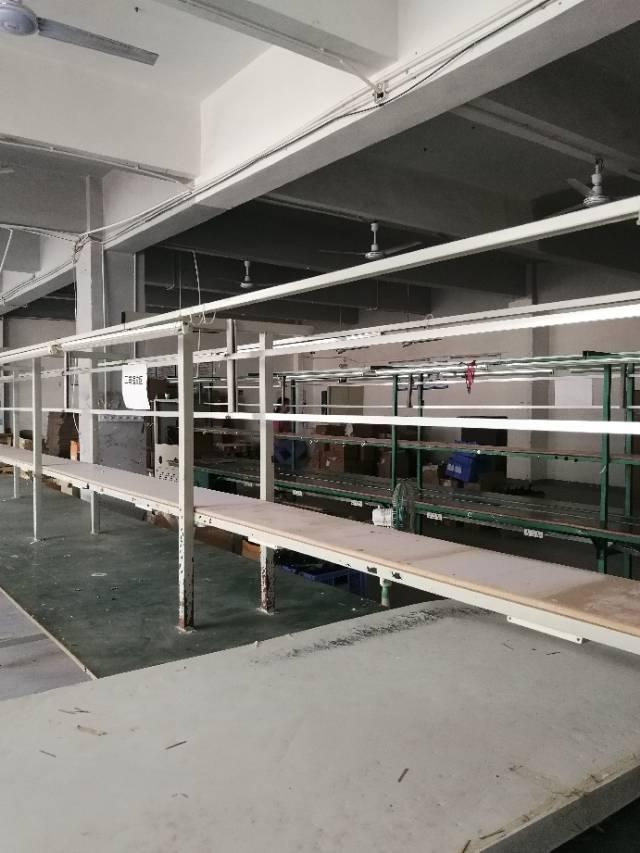 福永和平带装修750平方厂房出租-图3