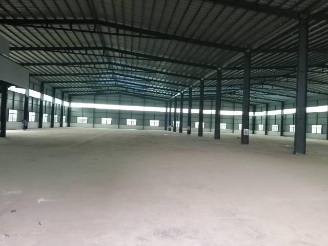 惠州市惠阳区全新单一层厂房6000平方出售