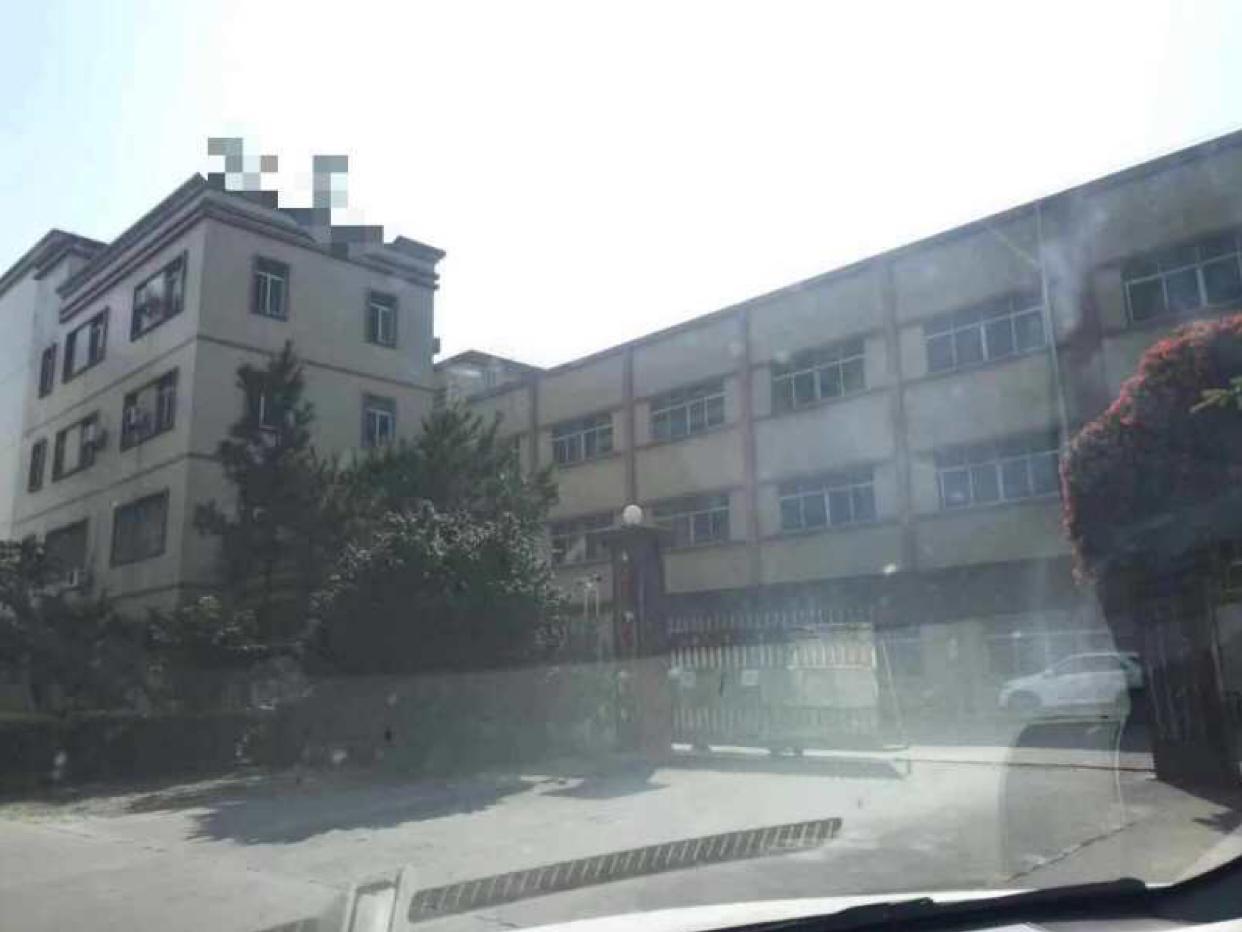 惠州博罗原房东独院标准厂房6640平无公摊证件齐全