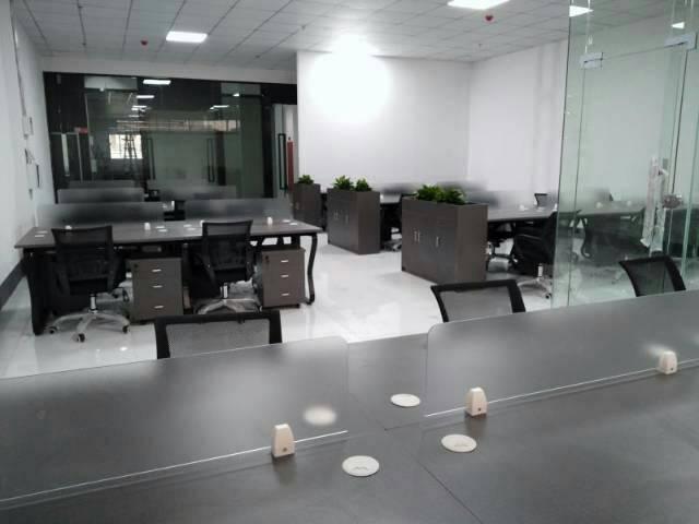 广州市天河黄埔中山大道3楼184方写字楼出租