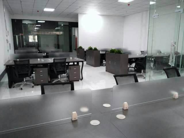 广州市天河黄埔中山大道3楼184方写字楼出租图片3