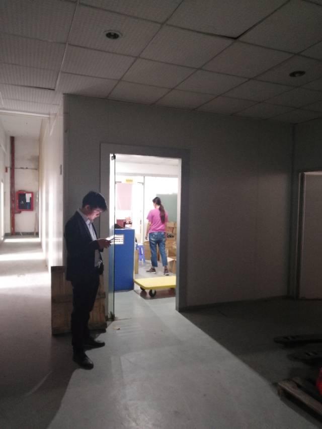 福永和平带装修750平方厂房出租