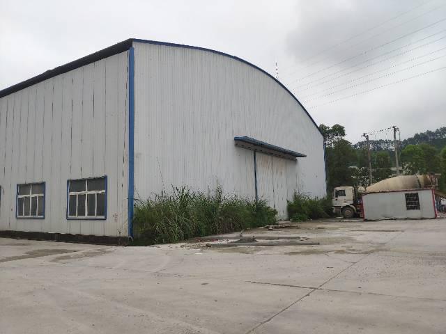 惠城区汝湖独门独院钢构厂房招租滴水11米高带行车