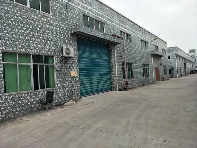 惠州市沥林镇带家具环评厂房招租