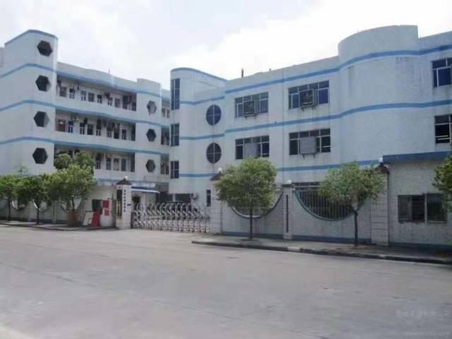 东莞中堂占地6亩建筑7074.9㎡国有双证厂房出售