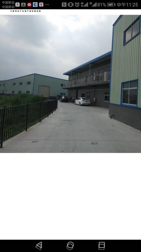 仲恺高新区占地5000,建筑三千.11米,钢构厂房出售780