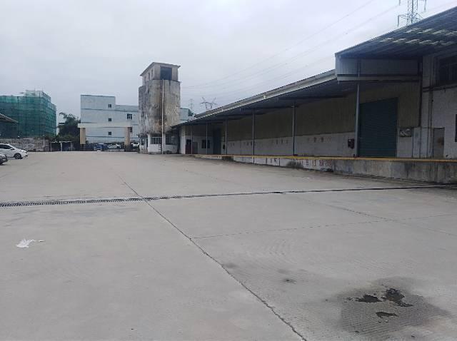 深圳市龙岗区横岗物流仓库22000平方米招租