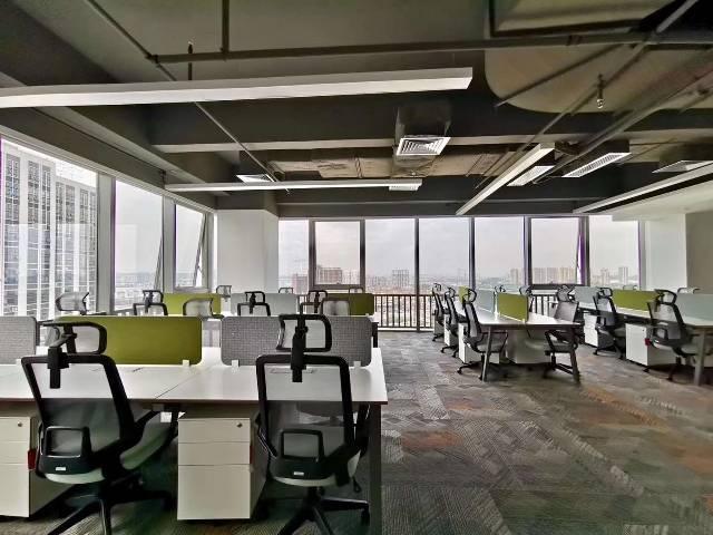 深圳龙华50到8000平办公室出租