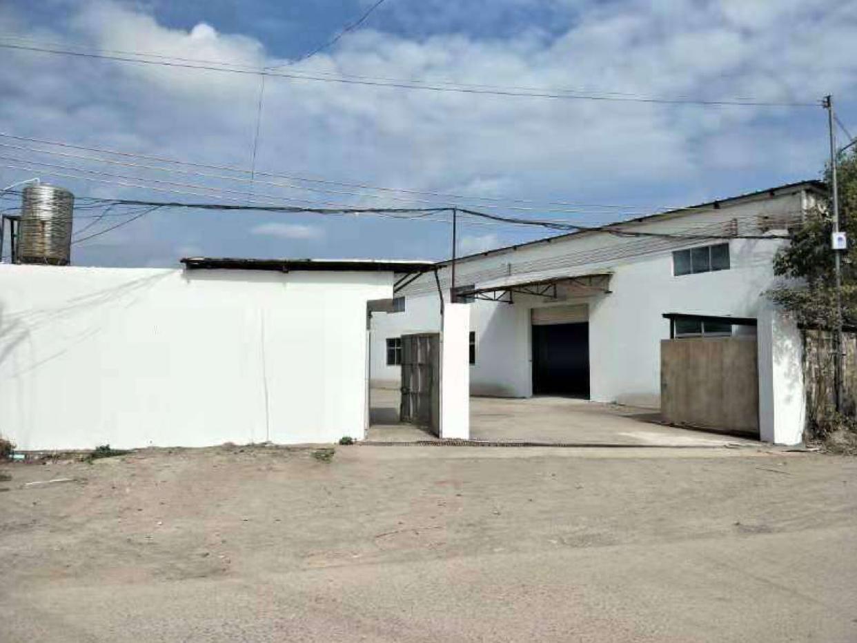 独院钢构厂房出租位置优越