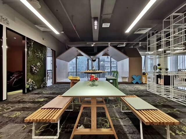 天河区珠江新城甲级写字楼全新配套办公室483平方出租