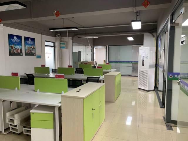 天河区科韵路地铁口零距离、全新装修写字楼190平起租