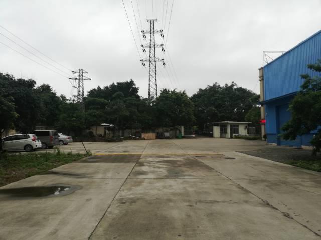 中山火炬国有证红本工业厂房出售,占地约33000平方
