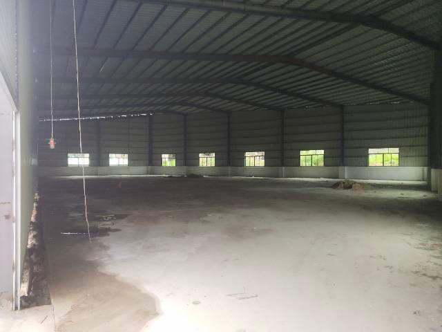 罗渡镇新城原房东独院单一层滴水七米位置超偏1500平方招租