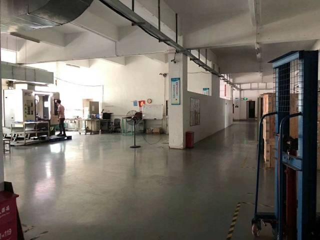 惠阳平潭原房东独院标准厂房楼上实际面积1700平出租
