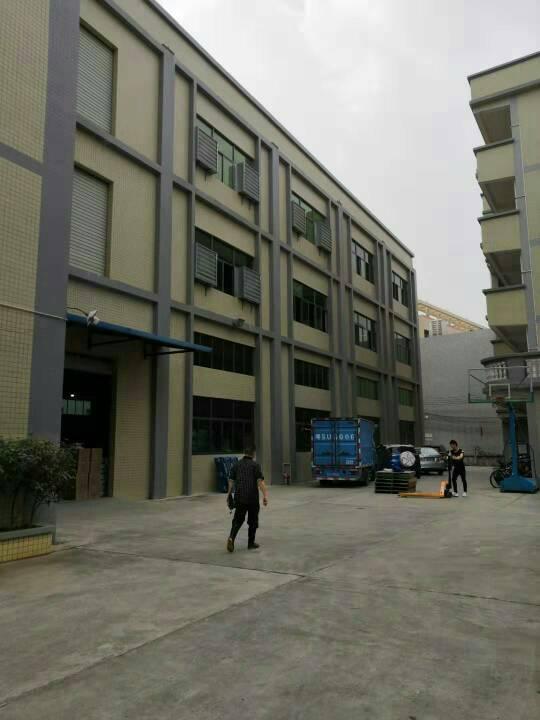 东莞占地7169m²建筑6200m²国有双证