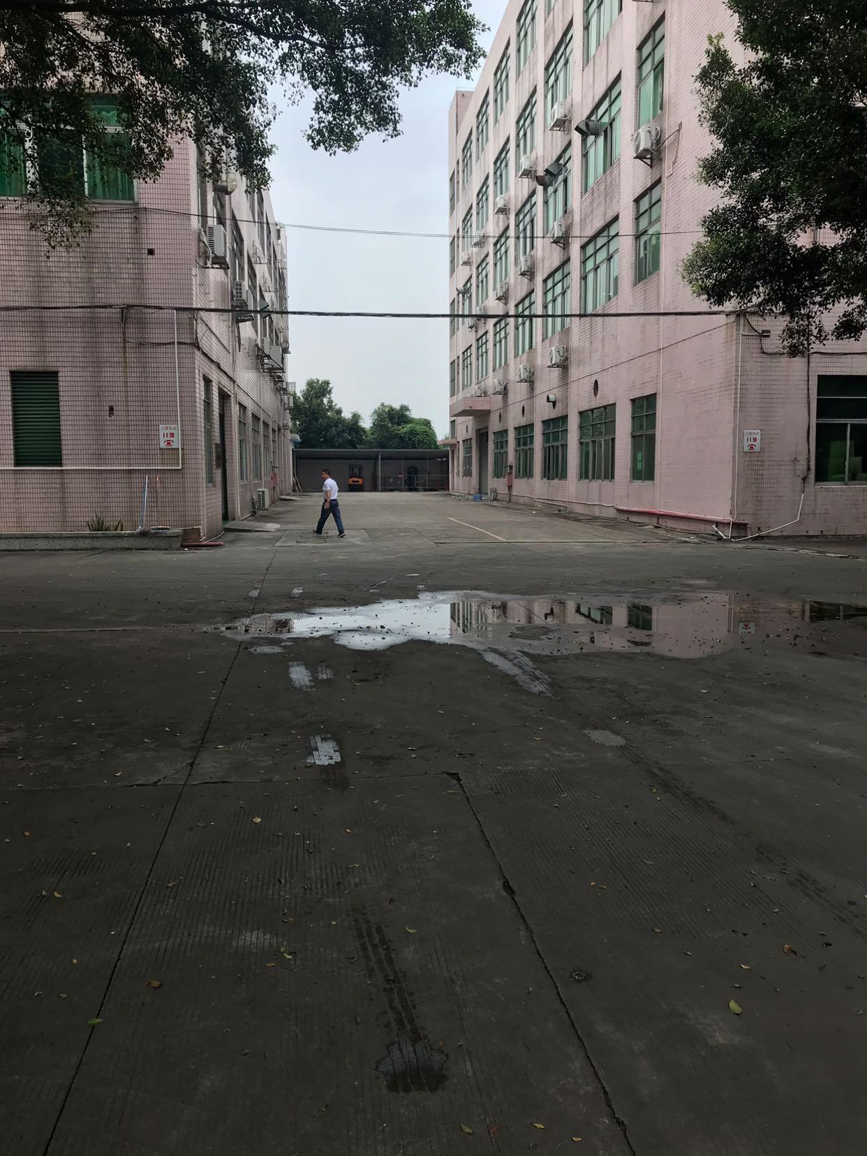 万江镇国有证10000万平方米厂房出售独院