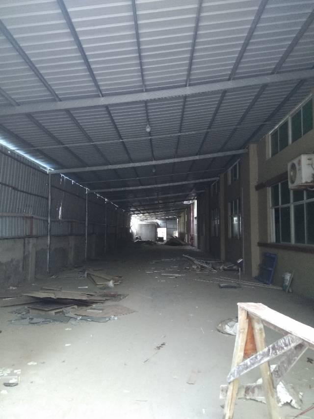 塘厦靠近观澜凤岗地段新建钢构700平只租20