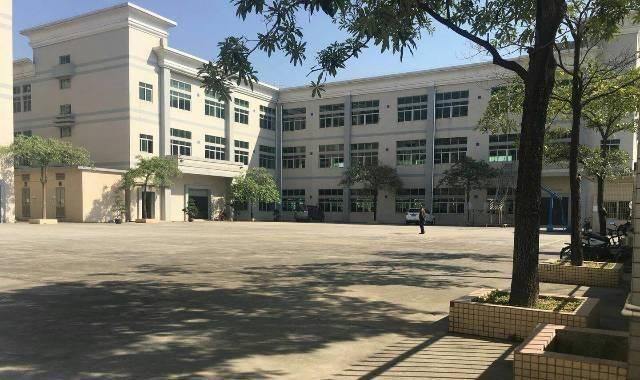 东莞虎门国有证厂房出售,占地面积:15845平方