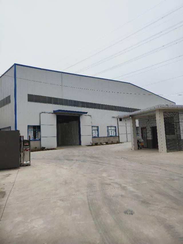 葛店开发区新建钢构独院便宜出租