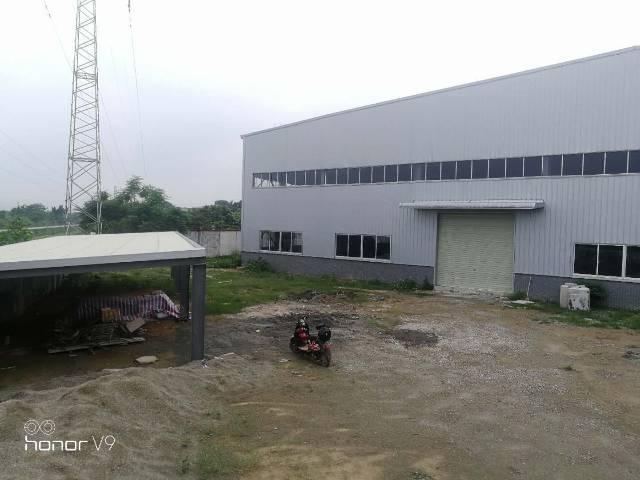 惠州市惠城区马安镇独院钢构厂房出租