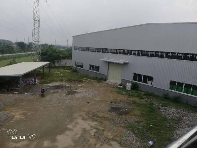 惠州市惠城区马安镇全新钢构厂房出租