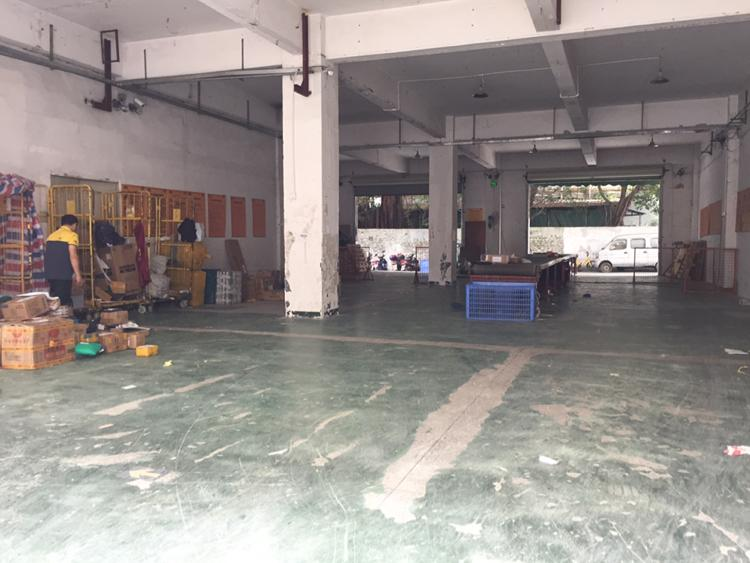 福永国道边一楼500平米物流仓库出租