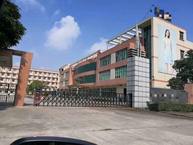 长安靠近深圳独院厂房27000平,配套设施齐全