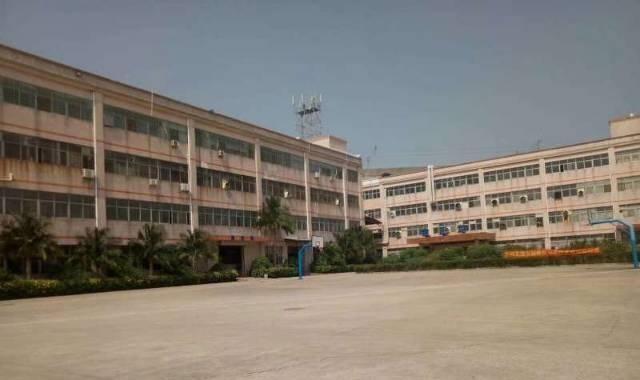 东莞虎门占地面积:12685平方优质国有证厂房出售