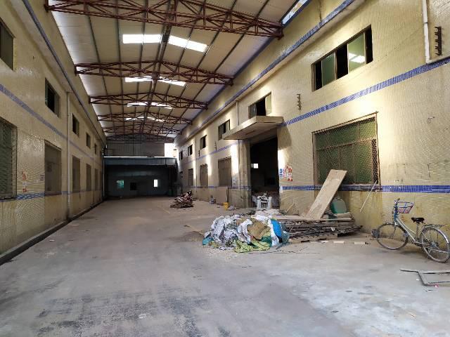 惠州惠阳淡水滴水7米高钢构厂房2100平出租有红本可办理证件-图3