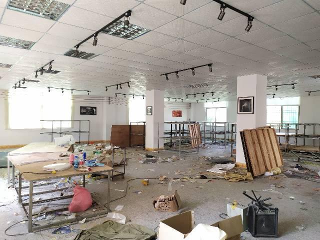 惠阳新圩工业园区标准厂房一楼2100平出租滴水6.5米-图4