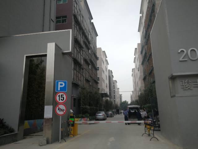 福永新和一楼1590平方厂房出租