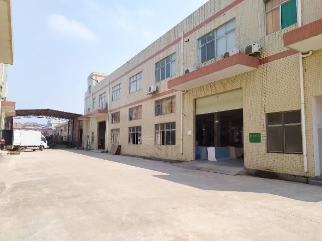 惠阳新圩工业园区标准厂房一楼2100平出租滴水6.5米-图2
