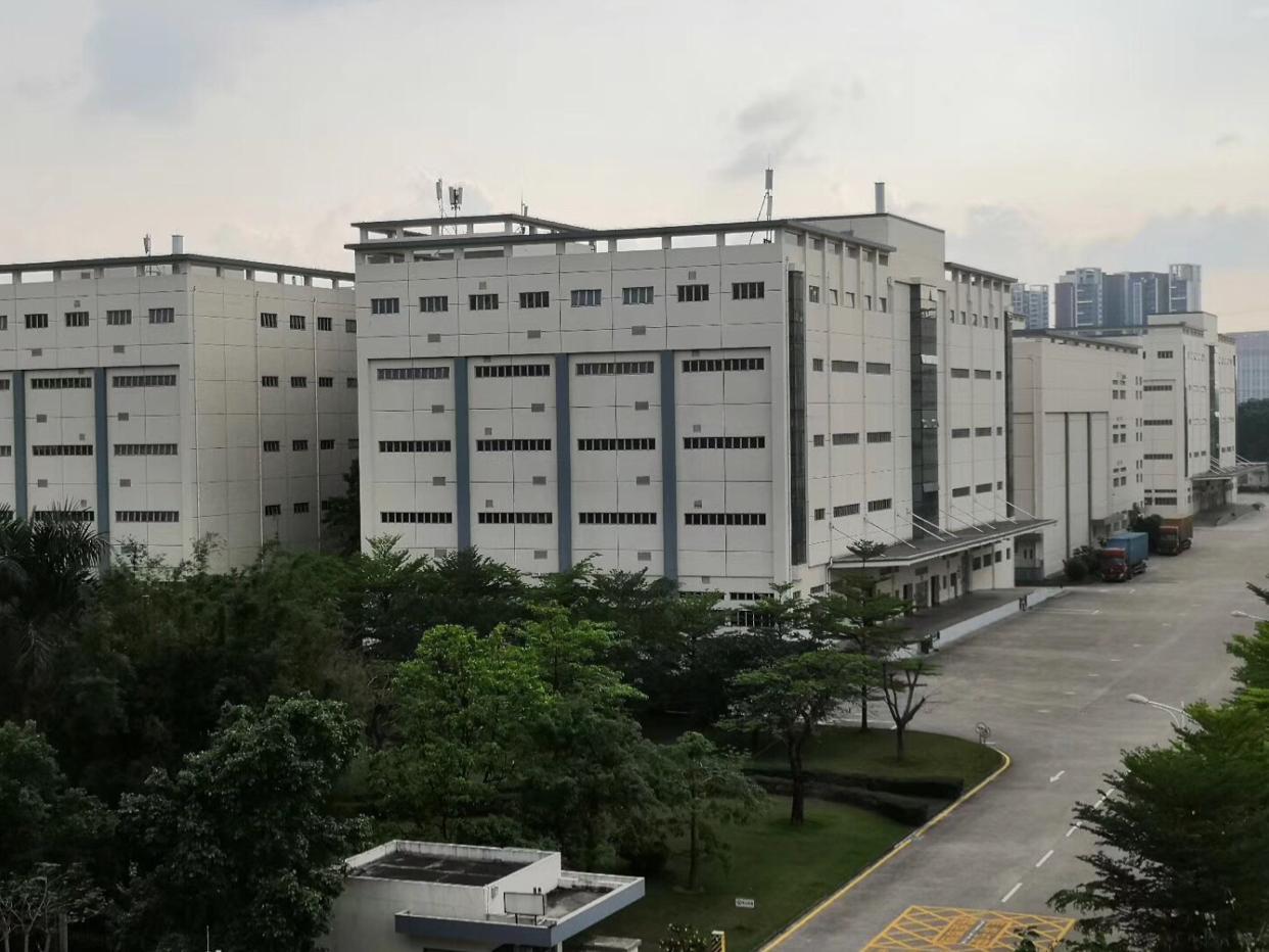 平湖上木古工业区楼上3000平整层厂房业主急租
