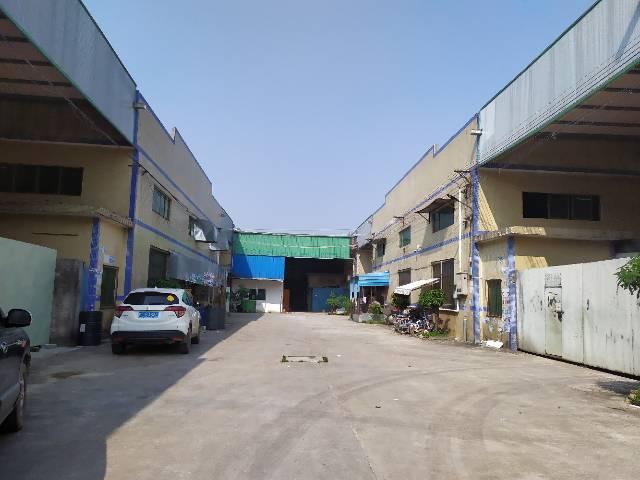 惠州惠阳淡水滴水7米高钢构厂房2100平出租有红本可办理证件-图4