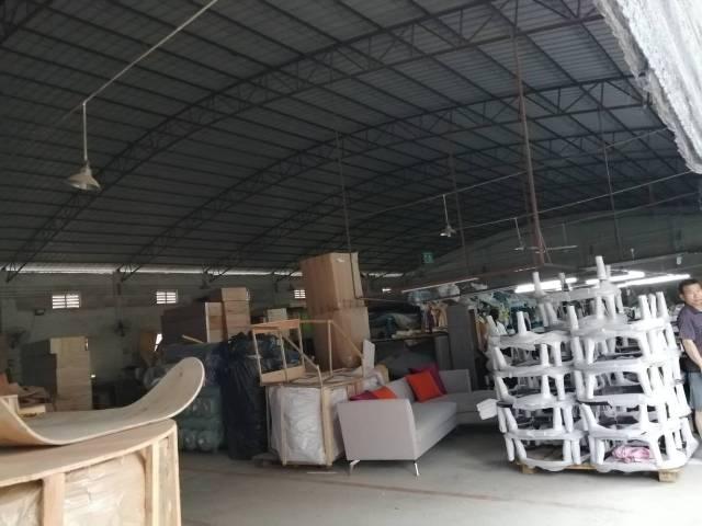白云区嘉禾街道,厂房仓库出租8000平方,可办环评