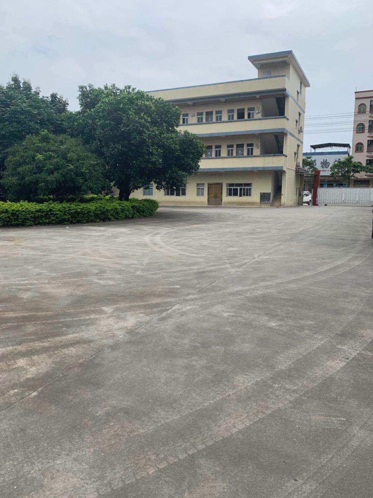 原房东独门独院,空地5000平方单一层,厂房面积3600平方