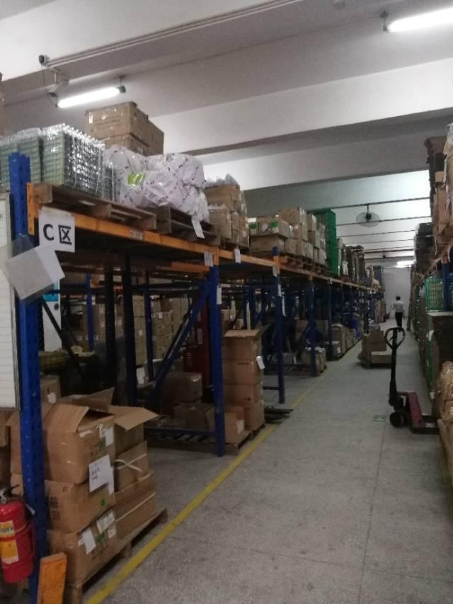 福永龙王庙工业区一楼1300平方实际面积