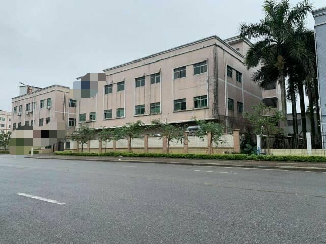 石排国有证标准厂房出售3500平米