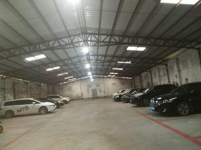增城区石滩镇独院钢结构厂房,面积4000方,独门独院单一层