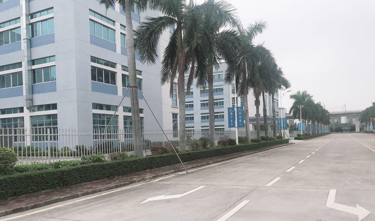 东莞虎门占地面积:18210平方优质国有证厂房出售