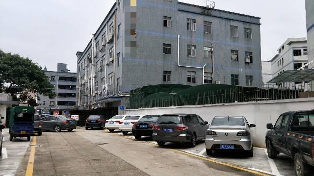福永凤凰新出楼上2500平方厂房出租