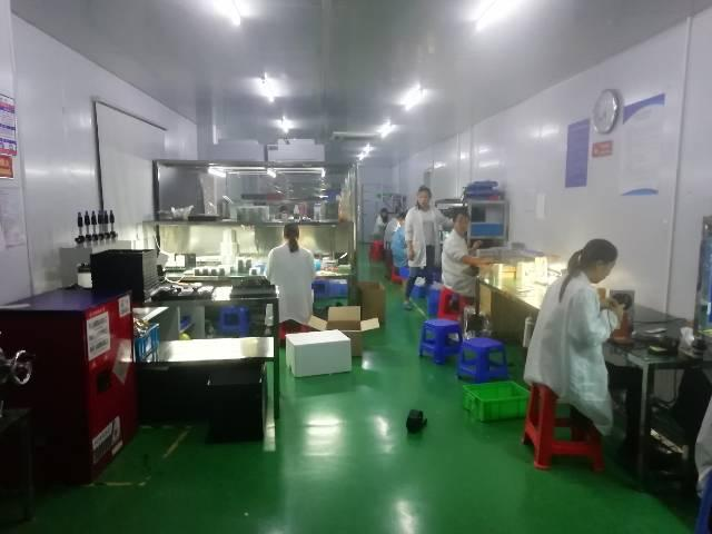 福永凤凰新出无尘车间1500平方带有豪华装修