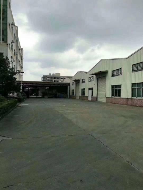 沙井废铁,废品打包靓盘推荐钢构高10米,面积13000平米