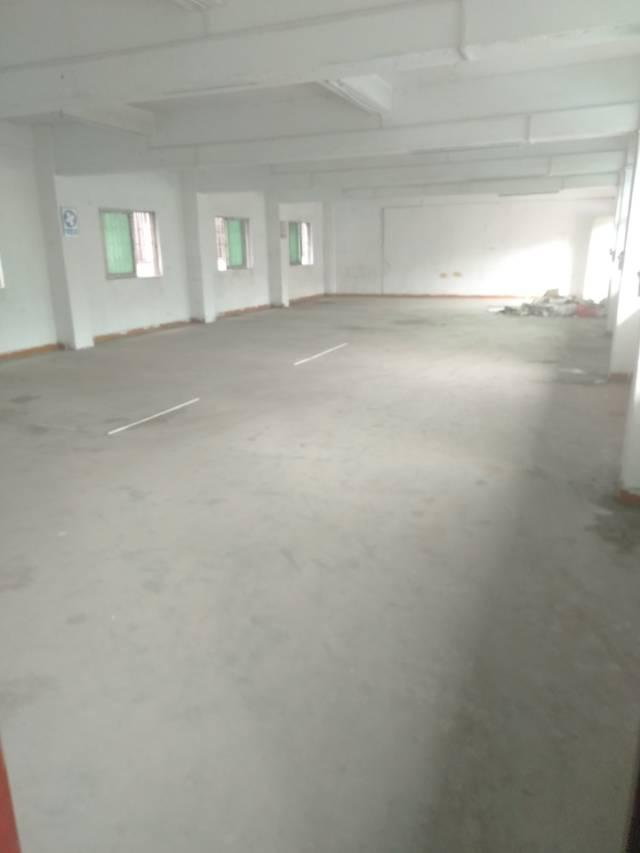 黄江镇田美村标准厂房280平带办公室厂房出租