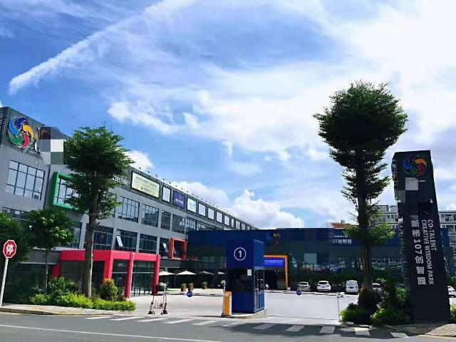 福永凤凰107国道旁边高新产业园1-3层10000平厂分租