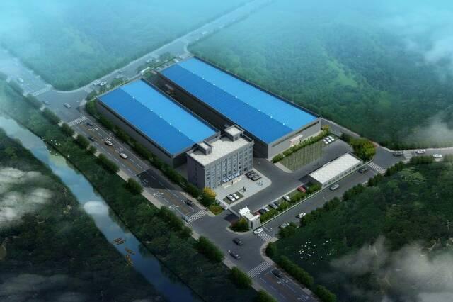 黄冈罗田经济开发区万3276平米厂房,共25亩,整体出售。