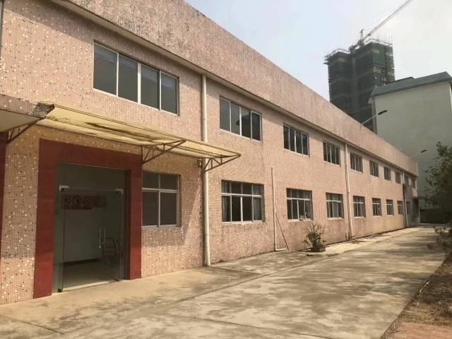 惠城马安工业区独院单一层标准厂房,空地超大